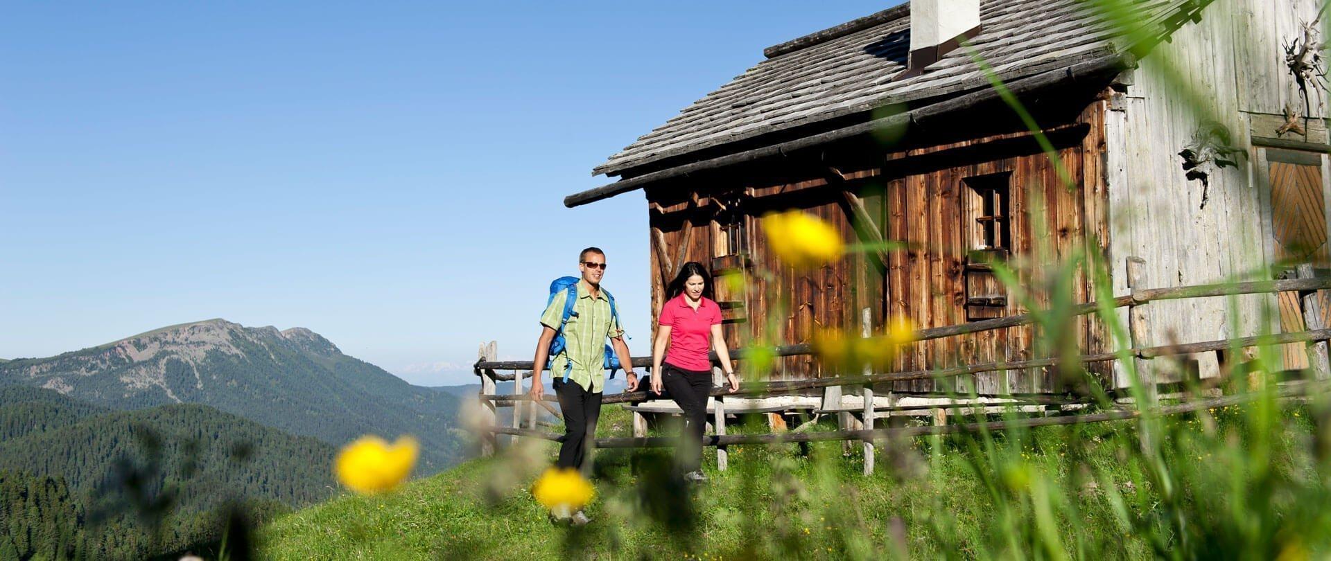 Aktivurlaub in Villnöss - Dolomiten / Südtirol