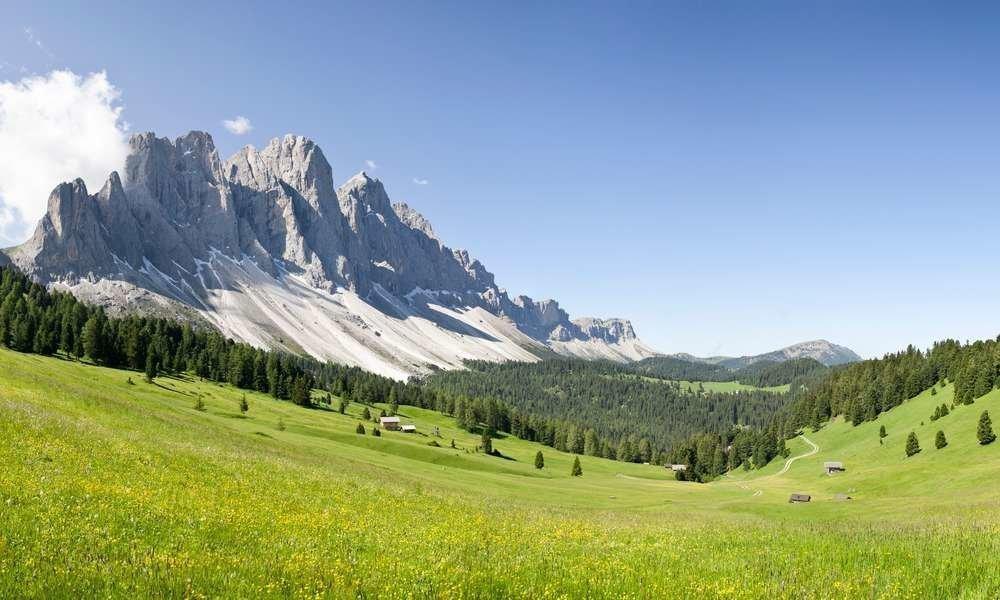 Le Dolomiti – patrimonio mondiale dell'UNESCO