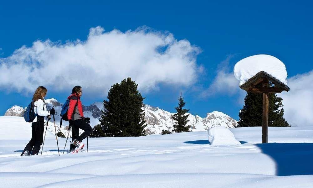 Viele Ziele für Winter- und Schneeschuhwanderungen