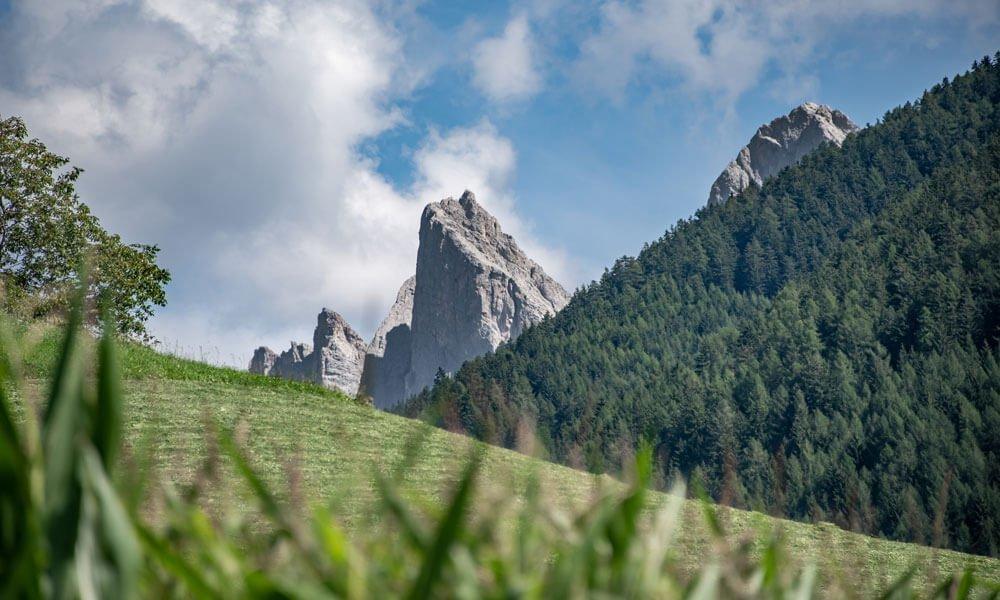 Urlaub in Villnöss - Dolomitenurlaub in Südtirol
